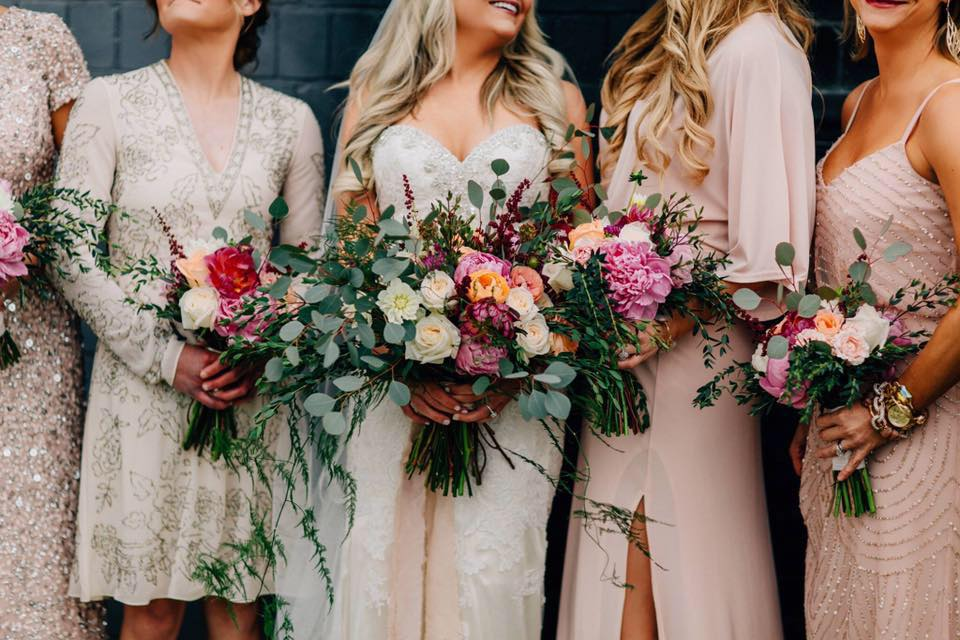 Wedding Florals 101