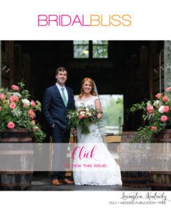 Bridal Bliss Magazine Vol 1